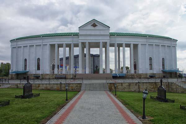 Bender War memorial