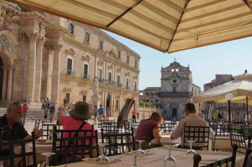 Plazza Duomo