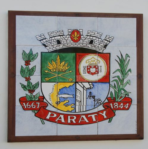 Paraty coat of arms