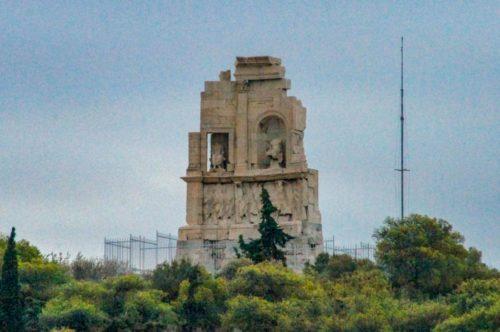 Philopapposs monument