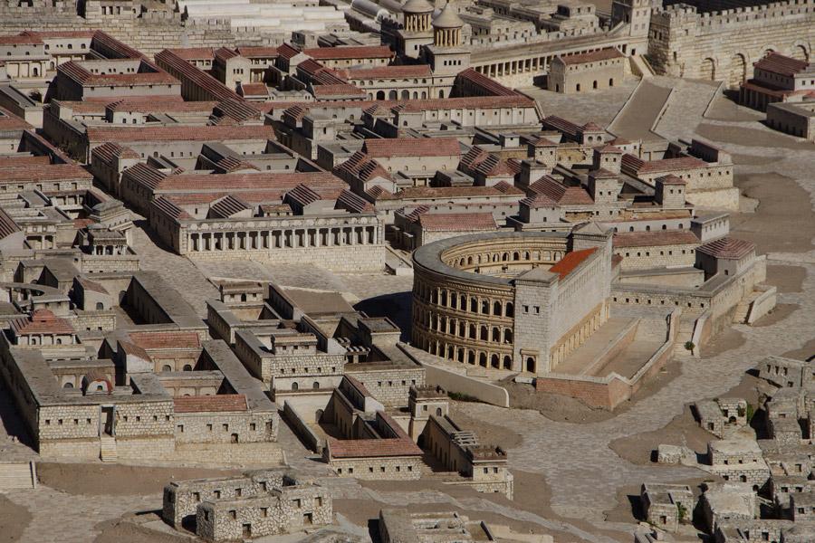 Jerusalem AD 66