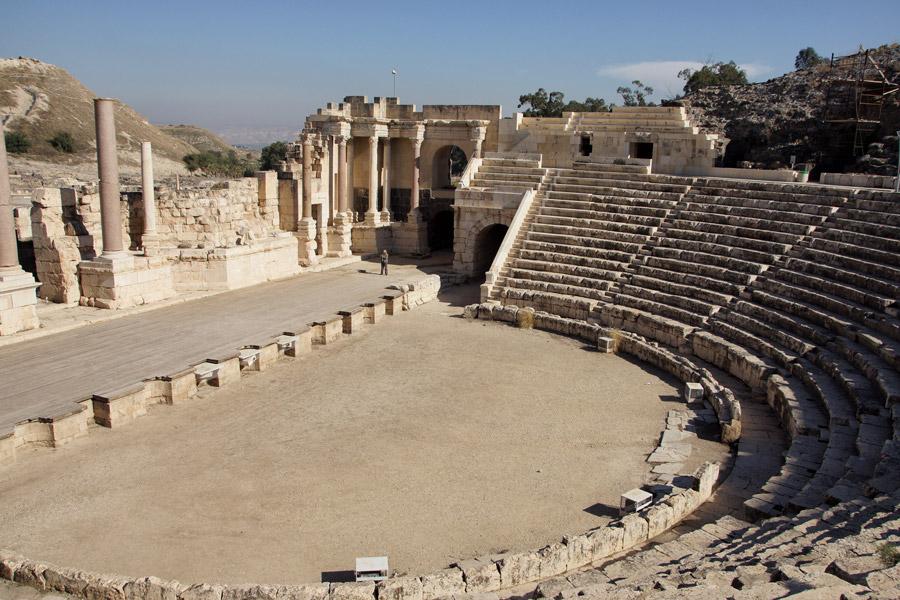 Beth Shean Arena