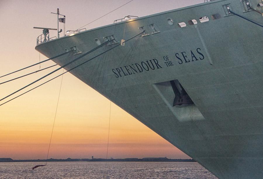 Cruise on Splendour of the Seas