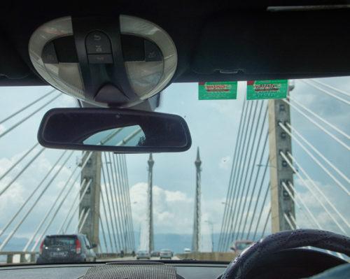 Penang bridge to Georgetown