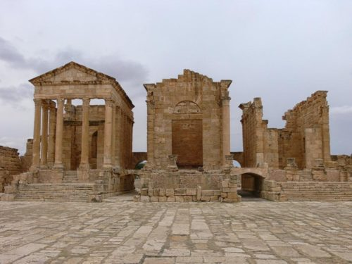 the capitolium