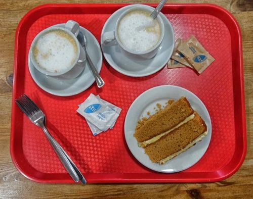 cafe tray