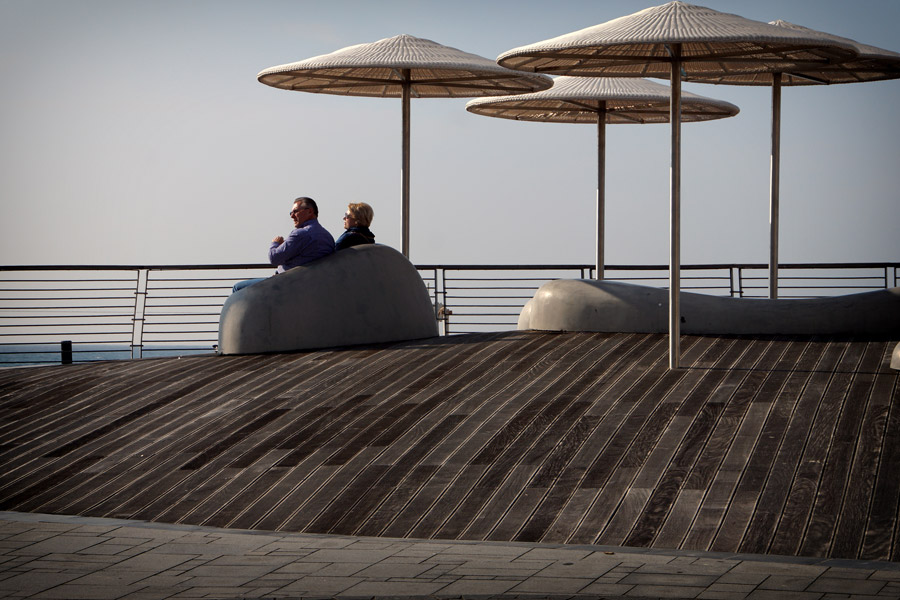 Tel Aviv Boardwalk
